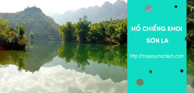 Hồ Chiềng Khoi - Sơn la