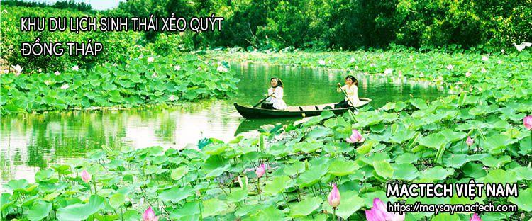 Khu du lịch sinh thái Xẻo Quýt - Đồng Tháp