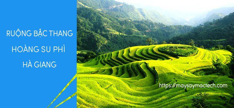 Ruộng bậc thang - Hoàng Su Phì, Hà Giang