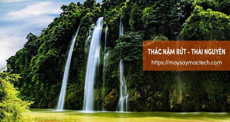 Thác Nặm Rứt - Thái Nguyên