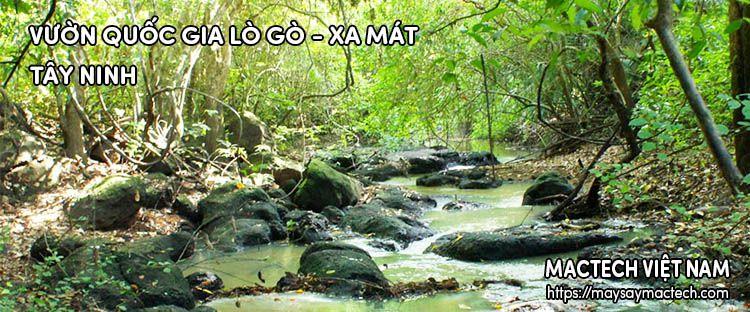 Vườn quốc gia Lò Gò - Xa Mát - Tây Ninh