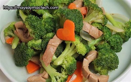 10 công dụng của súp lơ xanh - bông cải xanh