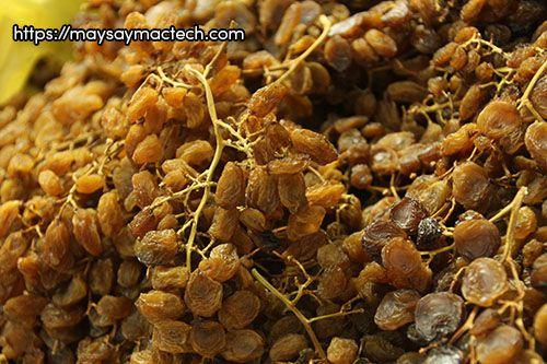 Lợi ích không ngờ của nho sấy khô có thể bạn chưa biết