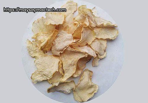 Những công dụng của củ cải sấy khô