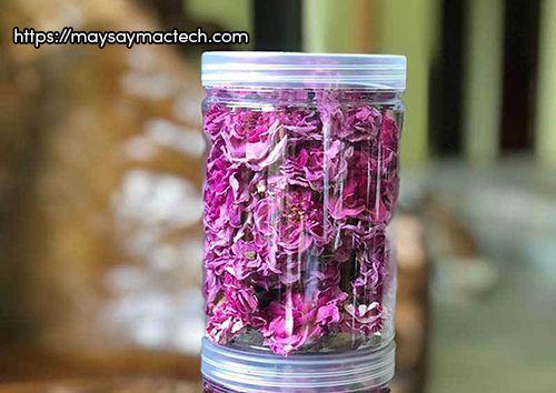 Những lợi ích tuyệt vời của trà hoa hồng