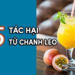 Những tác hại từ quả chanh leo – ăn nhiều chanh dây có tốt không