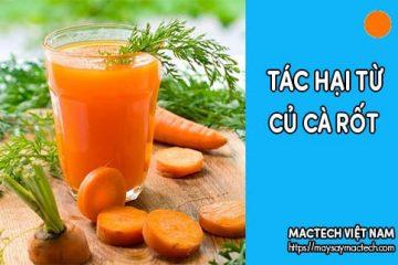 Tác hại của cà rốt là gì? Ăn nhiều cà rốt có tốt không?