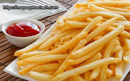 Tác hại của khoai tây - Khoai tây chiên không tốt cho sức khỏe