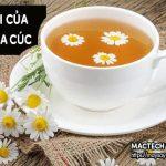 Tác hại của trà hoa cúc là gì?