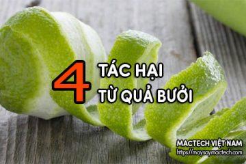Tác hại nguy hiểm từ quả bưởi nếu ăn không đúng lúc