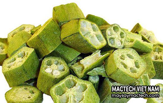 Cách làm đậu bắp sấy khô
