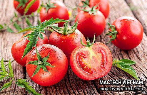 Những lợi ích bất ngờ của cà chua