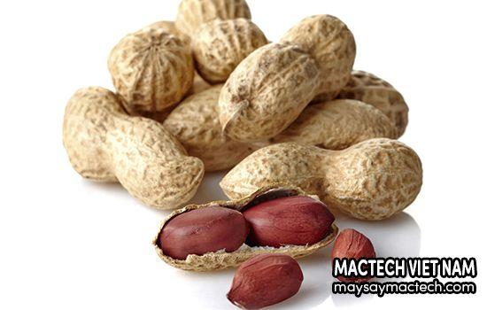 Những tác hại của đậu phộng