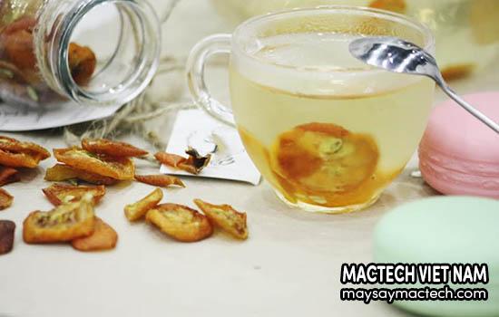 Cách làm quất khô tại nhà để làm trà quất rất tiện lợi