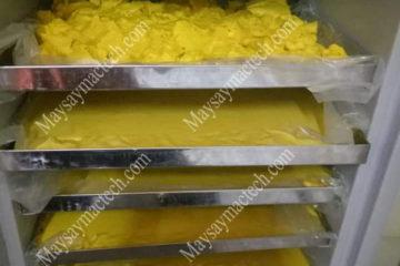 Máy sấy lạnh tinh bột nghệ, tìm hiểu một số loại phù hợp