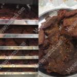 Nhiệt độ sấy khô bò phù hợp, tham khảo từ hãng Mactech