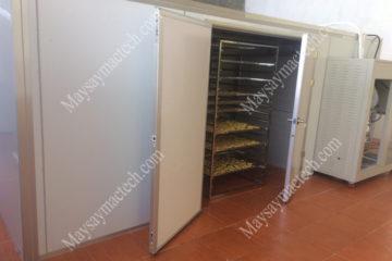Máy sấy 2 tấn, thiết bị sấy công nghiệp của hãng Mactech