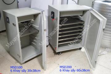 Máy sấy nhiệt mini 10kg và 20kg, phù hợp quy mô sản xuất nhỏ