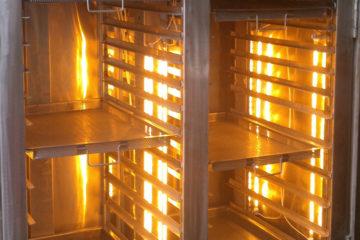 Nhiệt độ sấy hồng ngoại, ưu nhược điểm so với sấy nhiệt đối lưu