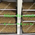 Máy sấy chín các loại hạt, chuyên sử dụng cho các cơ sở bột ngũ cốc