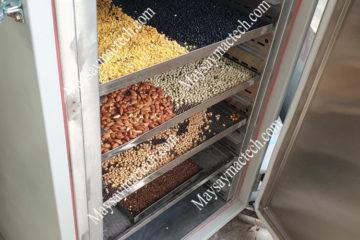 Máy sấy hạt ngũ cốc gia đình, nhỏ gọn, tiện lợi, phù hợp kinh doanh nhỏ