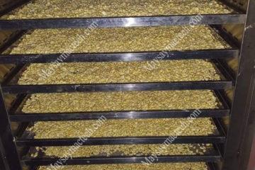 Máy sấy đậu ngũ cốc và nhiệt độ sấy khô phù hợp