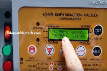 Bộ điều khiển nhiệt độ cao 200 độ C Mactech, phù hợp nhiều công dụng