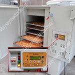 Bộ điều khiển máy sấy lạnh của hãng Mactech, các chức năng nổi bật