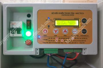 Bộ điều khiển nhiệt độ cao 160 độ sấy nhiều giai đoạn