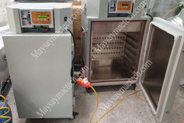 Máy sấy công nghiệp 25kg sản phẩm sấy, đáp ứng quy mô nhỏ