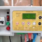 Bộ điều khiển nhiệt độ nhiều cấp thay đổi nhiệt độ và thời gian tự động