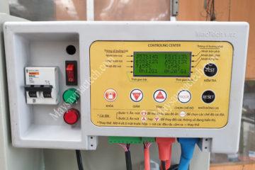 Máy sấy nhiều giai đoạn sấy nhiệt độ và thời gian khác nhau
