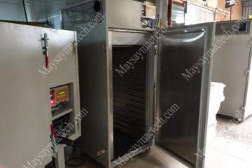 Máy sấy nhiệt công nghiệp Mactech phù hợp các lĩnh vực công nghiệp