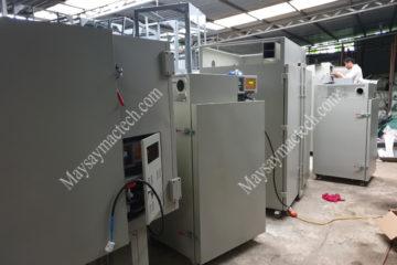 Giá máy sấy công nghiệp tham khảo cho các quy mô sản xuất