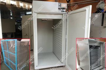 Máy sấy công nghiệp 100kg, tham khảo mẫu thông dụng của Mactech
