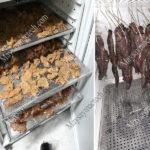 Giá máy sấy thịt bò khô các loại cho khách hàng tham khảo