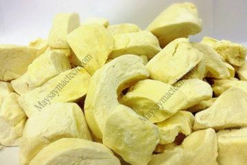 Sầu riêng sấy khô giòn bằng phương pháp sấy nào hiệu quả nhất