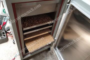 Sấy khô ngũ cốc cần sấy ở nhiệt độ bao nhiêu là phù hợp