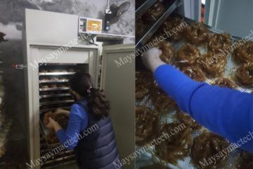 Cách sấy bánh đa cua phù hợp cho các cơ sở sản xuất nhỏ