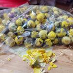 Cách sấy khô hoa trà vàng, hình ảnh từ các phương pháp sấy