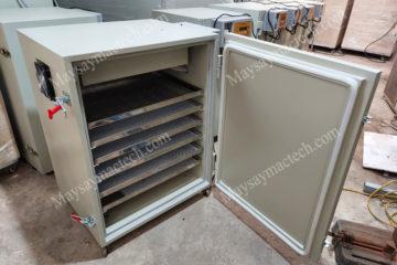 Máy sấy 6 khay, tham khảo mẫu máy sấy phù hợp của hãng Mactech