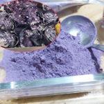 Cách làm bột bắp cải tím, dùng sấy thăng hoa, sấy lạnh hay sấy nóng