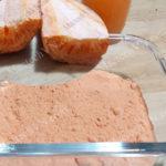 Cách làm bột cà rốt, dùng sấy thăng hoa, sấy lạnh hay sấy nóng