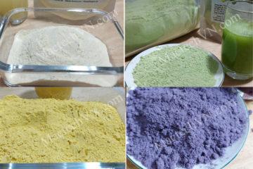 Cách làm bột rau siêu mịn bằng sấy thăng hoa, sấy lạnh hay sấy nóng