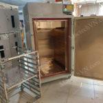 Tủ sấy linh kiện 250 độ c, điều khiển theo 1 hoặc nhiều cảm biến